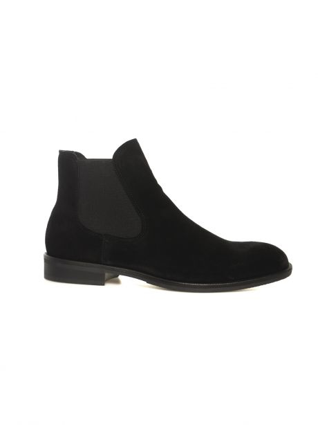 SUEDE - CHELSEA BOOTS