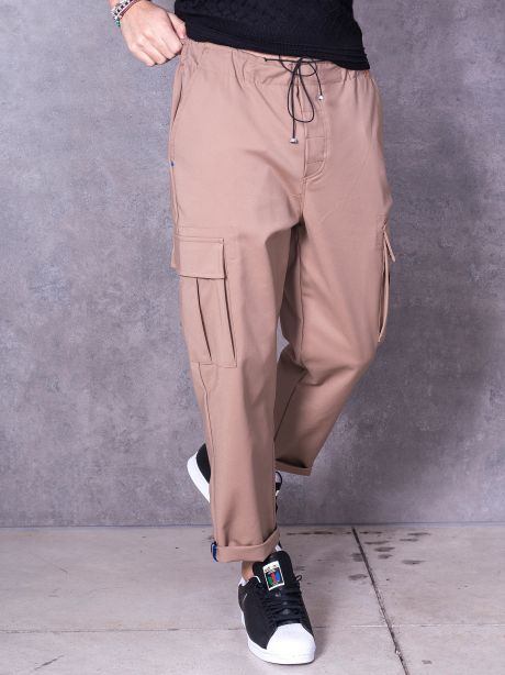 Berna Pantalone cargo japan fit