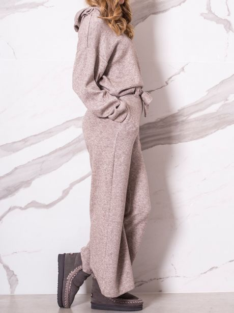 Imperial Pantalone soft touch con cintura