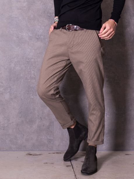 Imperial Pantalone regular a fantasia