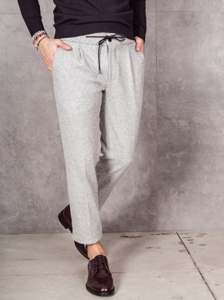 Micheal Coal pantalone coulisse slim fit Johnny