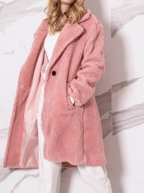 Susy Mix Cappotto teddy