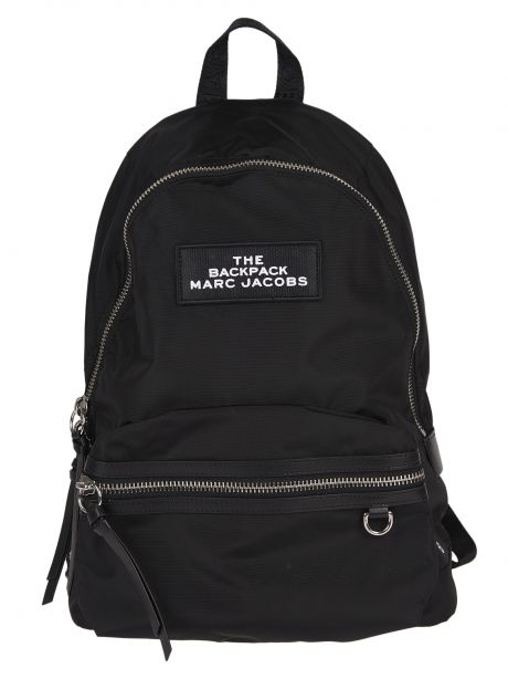 MARC JACOBS Zaino THE LARGE BACKPACK nero