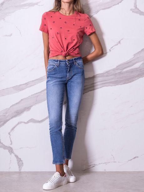 Only T-shirt coccinelle